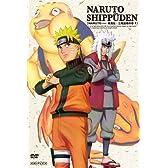 NARUTO-ナルト- 疾風伝 三尾出現の章 1 [DVD]