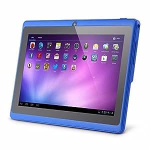Tiptiper Q88H 7インチのAndroid 4.4タブレットPCのサポートのWiFi 3GのG - センサー複数の言語内蔵スピーカーデュアルカメラ内蔵