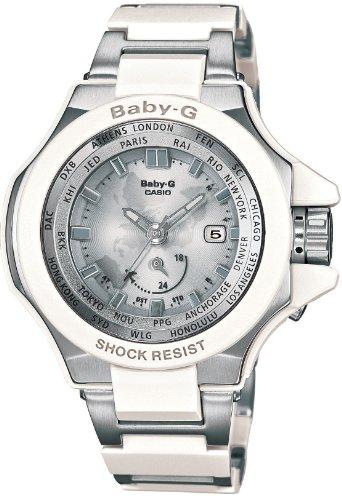 [カシオ]CASIO 腕時計 BABY-G ベビージー 電波ソーラー BGA-1300-7AJF レディース