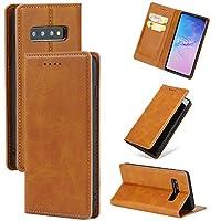 Galaxy S10 ケース手帳型ケース 財布ケース PUレザーケース カード収納 スタンド機能 ケース 高級マグネット マホケース収納 横置き機能