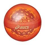 asics(アシックス) パークゴルフ ハイパワーボール X-LABO ディンプル GGP307 ルビー F