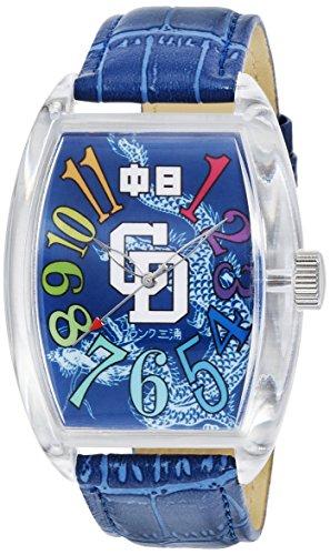 [フランク三浦]MIURA 中日ドラゴンズモデル FM04D-BLD  腕時計