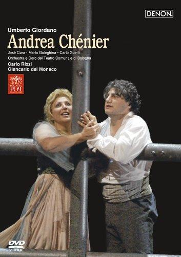 ジョルダーノ:歌劇《アンドレア・シェニエ》ボローニャ歌劇場2006年 [DVD]