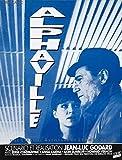 Alphaville 27?x 40映画ポスター