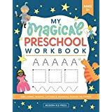 My Magical Preschool Workbook: Letter Tracing | Coloring for Kids Ages 3 + | Lines and Shapes Pen Control | Toddler Learning