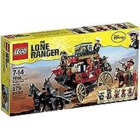 レゴ (LEGO) ローンレンジャー 馬車での逃走 79108