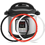 Mocoosy Silicone Sealing Ring for Instant Pot 8 qt, Instapot Seal Ring 8 Quart, Sweet and Savory, BPA-Free, Food-Grade Silicone, Insta Pot Accessories Fit for Instant Pot IP-DUO80 IP-LUX8