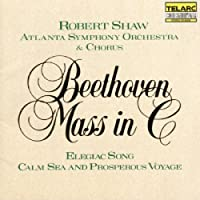 Mass in C by Robert Shaw (1990-01-01)