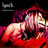 BEFORE YOU KNOW IT♪lynch.のCDジャケット