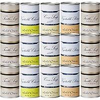ホテルオークラ スープ缶詰 詰合せ お中元お歳暮ギフト贈答品プレゼントにも人気
