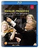 Lucerne Fest / Mahler Sym 1/ Prokofiev Piano Cto 3 [Blu-ray] [Import]