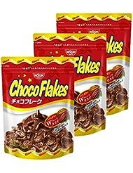 日清シスコ チョコフレーク 80g×3袋