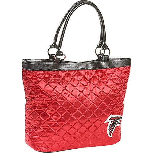 (リトルアース) Littlearth バッグ トートバッグ トートバッグ Quilted Tote - Atlanta Falcons 並行輸入品