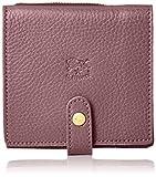 [イル ビゾンテ] 二つ折り財布 C0962 Original Leather 並行輸入品 IL-C0962-885 PLUM [並行輸入品]