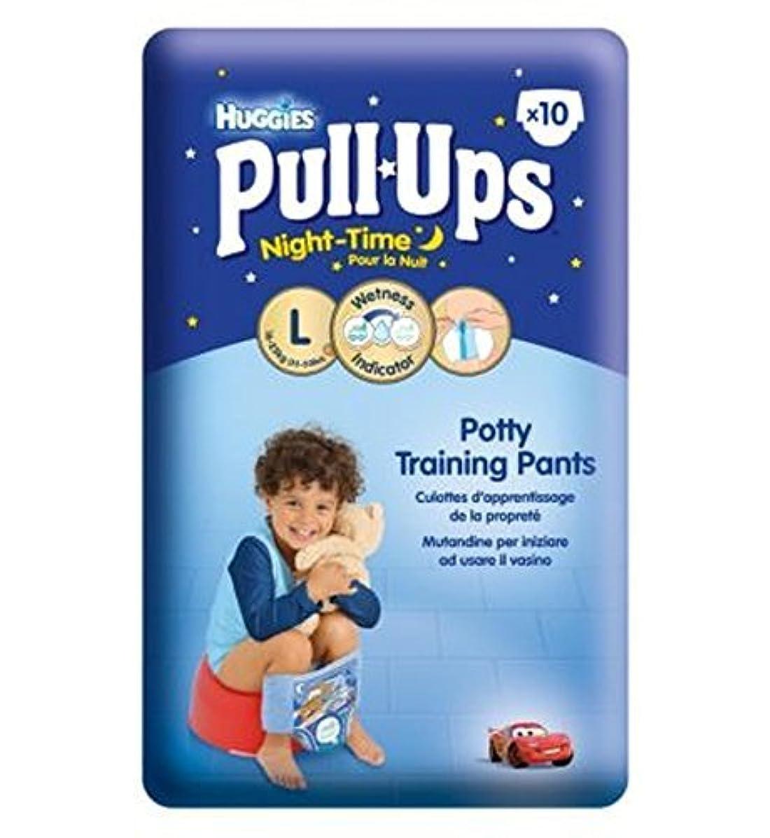Huggies? Pull-Ups? Disney-Pixar Cars Night-Time Boys Size 6 Potty Training Pants - 1 x 10 Potty Training Pants...