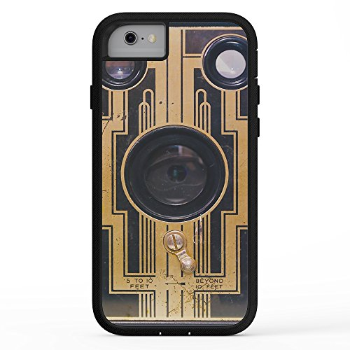 Society6 Vintage Art Deco Camera Adventure Case iPhone 7