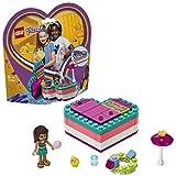 レゴ(LEGO) フレンズ ハートの小物入れ アンドレアのビーチバカンス 41384 ブロック おもちゃ 女の子
