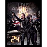 24(TWENTY FOUR) トゥエンティフォー - Live Another Day/額入りフォトボード/インテリア額 【公式/オフィシャル】