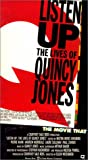 Listen Up: Lives of Quincy Jones [VHS] [Import]