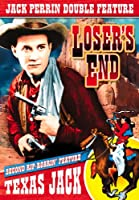 Jack Perrin Double: Texas Jack / Loser's End [DVD] [Import]