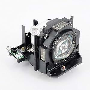 PANASONIC パナソニック プロジェクター交換用ランプ ET-LAD60A PANASONIC PT-D5000S/D6000S/D6000ELK/D6000ULS/D6710/DW530/DW6300S;PT-DW730S/LS/K/LK/ELS/ES/U;PT-DX500E/DX800S/DX800K/DZ570/DZ570E/DZ6700/DZ6710E/DZ770E/DZ770EL/DZ770K対応 PANASONIC パナソニック【社外品】