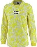 コンバース [コンバース] バスケットボールウェア 昇華プリントロングTシャツ (裾ラウンド) [メンズ] CBE282323L
