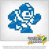 ボンバーマン - ゲームフィギュア - ゲームクラシック Bomberman - Gamefigur - Game Classic 4,3inch x 3,9inch 15色 - ネオン+クロム! ステッカービニールオートバイ