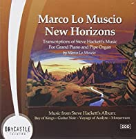 New Horizons by Marco Lo Muscio (2008-07-28)