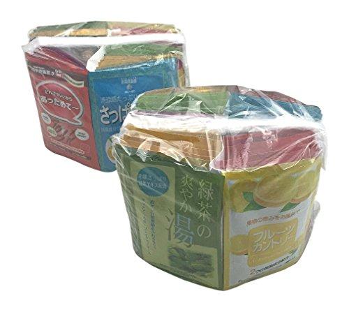 おまかせ詰め合わせ入浴剤セット 100包 日本製