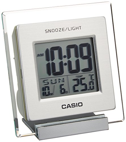 CASIO (カシオ) 目覚し時計 デジタル デスクトップク...