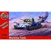 エアフィックス 1/76 マチルダ戦車