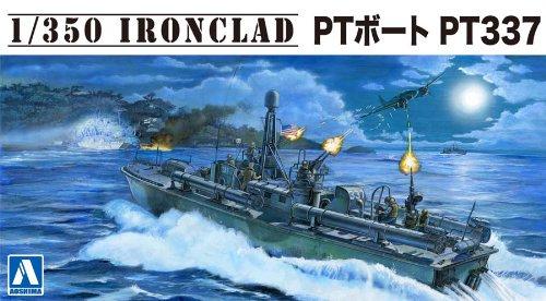 1/350 アイアンクラッド [鋼鉄艦] PTボート PT337
