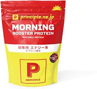 MORNING BOOSTER PROTEIN(モーニング ブースター プロテイン)450g ミックスベリー風味