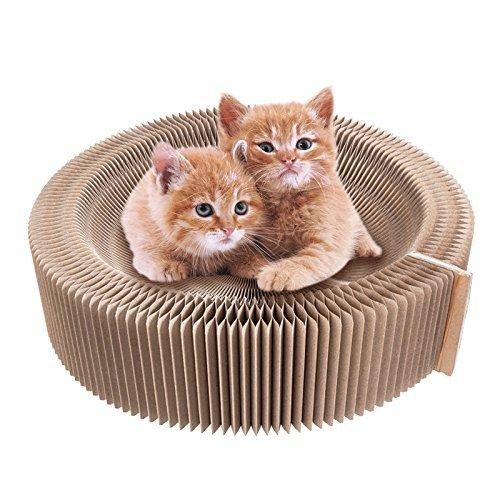 Aoonux『折り畳み式ダンボール 猫用ソファ』