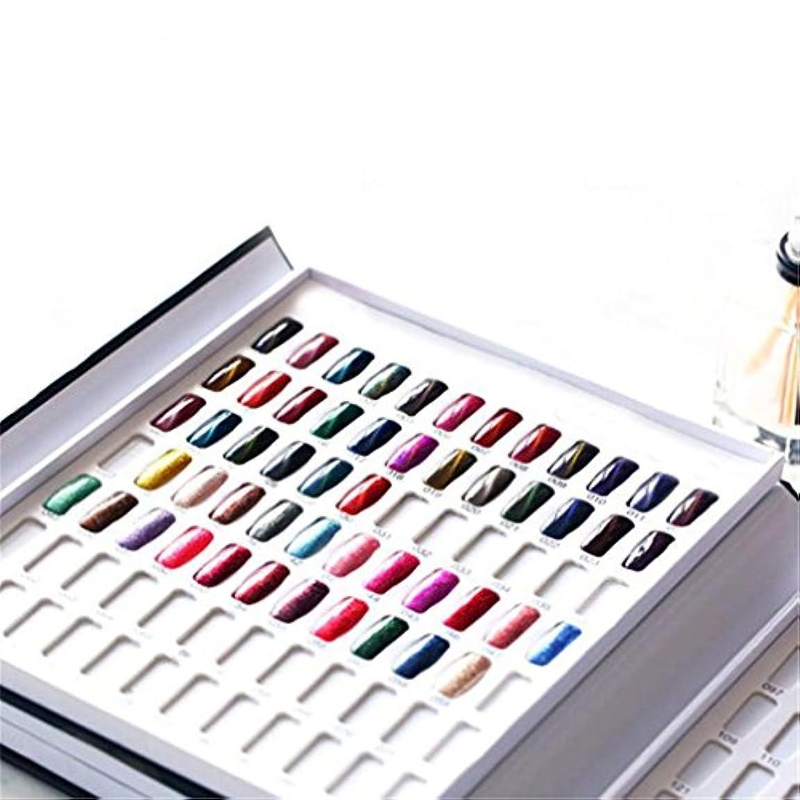 回転させる発音するレクリエーションLJSLYJ 120色 シンプルでスタイリッシュ サンプル帳 カラーチャート ブック ネイルマニキュアカラー色見本 ネイルジェルカードボックス,鳥の花柄