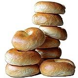 宮津酵母のパン プレーンベーグル10個入 常温 送料込