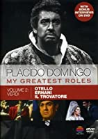 My Greatest Roles 2 by Placido Domingo
