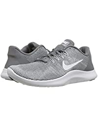 [NIKE(ナイキ)] レディーステニスシューズ?スニーカー?靴 Flex RN 2018 Cool Grey/White 10.5 (27.5cm) B - Medium