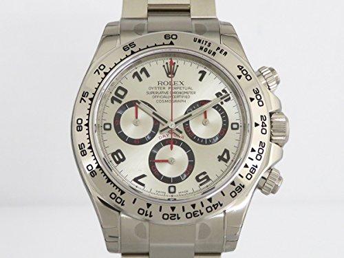 ロレックス デイトナ 116509 シルバーアラビア メンズ 腕時計 [並行輸入品]