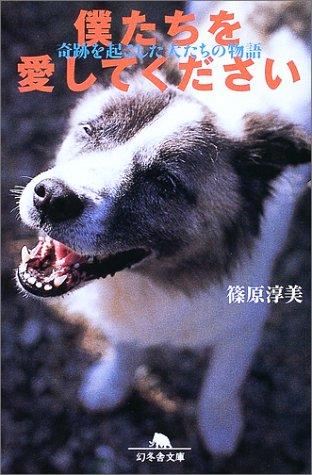 僕たちを愛してください―奇跡を起こした犬たちの物語 (幻冬舎文庫)の詳細を見る