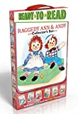Raggedy Ann & Andy Collector's Set: School Day Adventure; Day at the Fair; Leaf Dance; Going to Grandma's; Hooray for Reading!; Old Friends, New Friends -