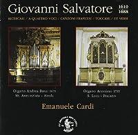 Salvatore: Opera Omnia Per Org