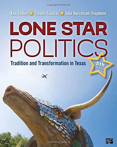 Download Lone Star Politics: Tradition and Transformation in Texas 1506346294