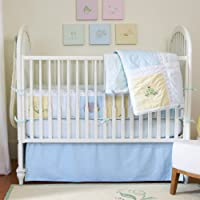 The Sweet Pea 3 Piece Crib Bedding Set by The Little Acorn by Little Acorn