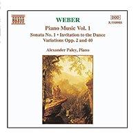 Weber/Piano Music by C.M. Von Weber (1994-08-09)