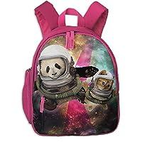 宇宙柄 子供のバックパック修学旅行アウトドア大容量かわいいファッション