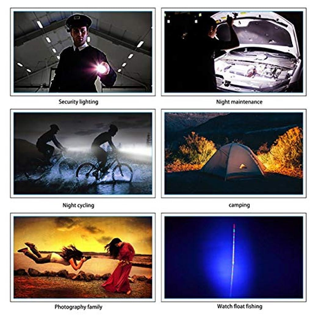 ウィザード専門締め切りDeeploveUU スーパーブライトEletricトーチスリップ防止調整可能な3000lmズーム可能なLED懐中電灯ズームライト自己安全狩猟サイクリング用