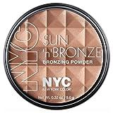 NYC Sun N Bronze Bronzing Powder - Fire Island Tan (並行輸入品)
