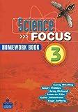 Cover of Science Focus 3: Homework Book