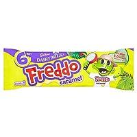Cadbury Freddo Caramel (6 per pack - 117g) (パックあたり6 - 117グラム)キャドバリー冷たいキャラメル